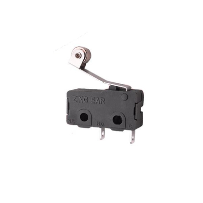 Miniature Micro Switch SPST-NO Solder Terminals