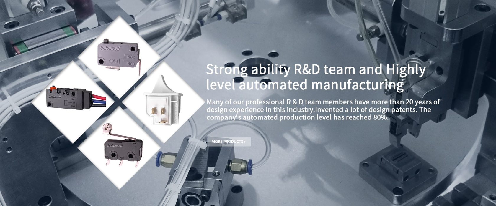 Professional R & D Team