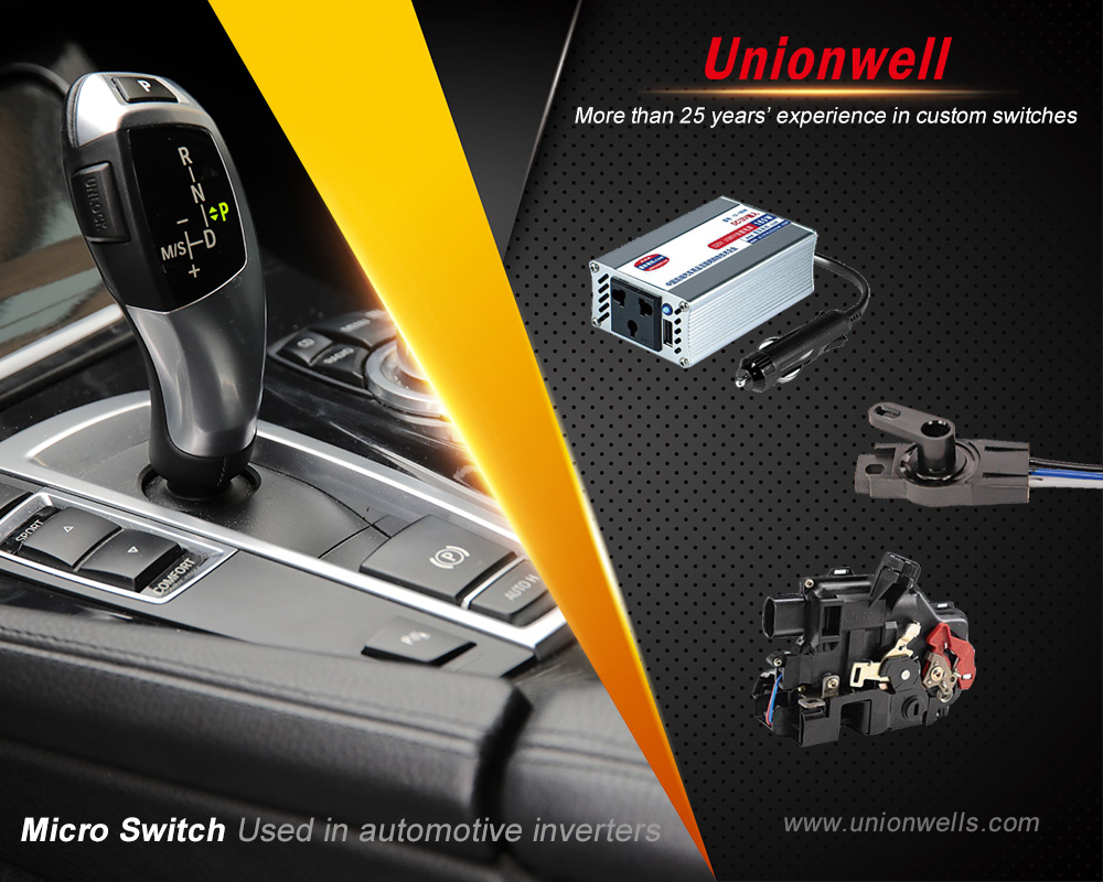 Micro Switches: Applications Of Micro Switches In The Automotive Industry