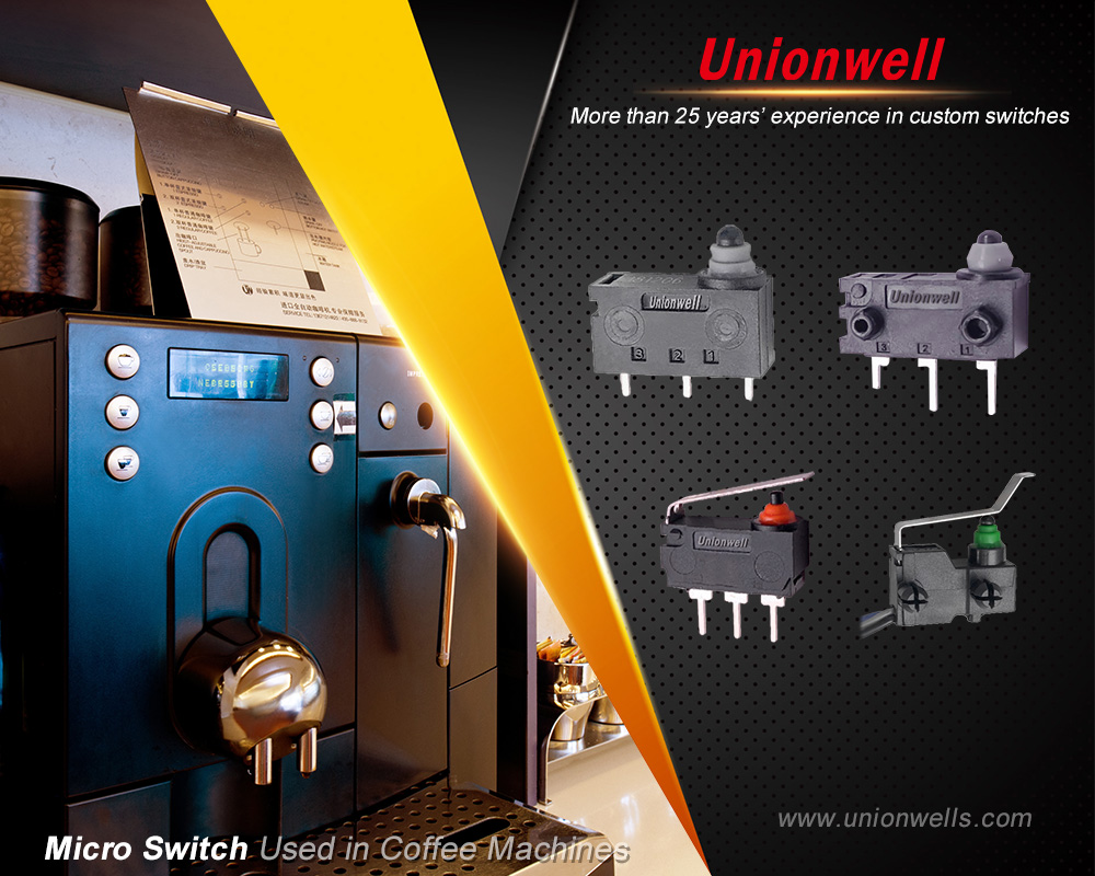 Unionwell is a China micro switches manufacturer that is rising to the occasion
