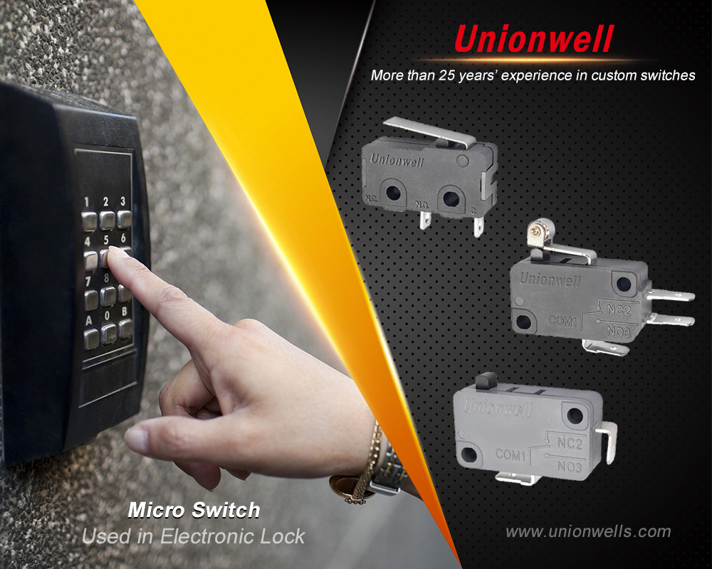 What Does A Customized Waterproof Micro Switch Limit Switch Do?