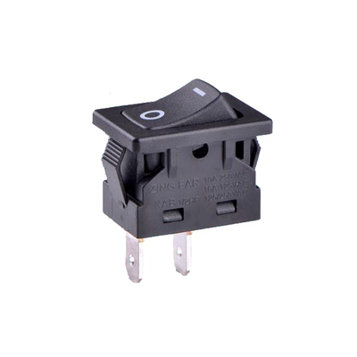 ZING EAR plastic base on-off rocker switch