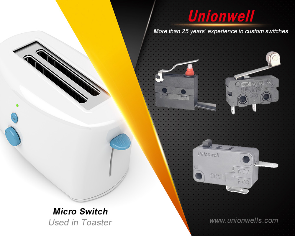 What Is A Micro Switch Used For?