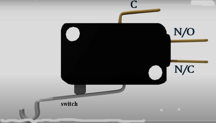 How Do You Wire A Micro Switch Diagram