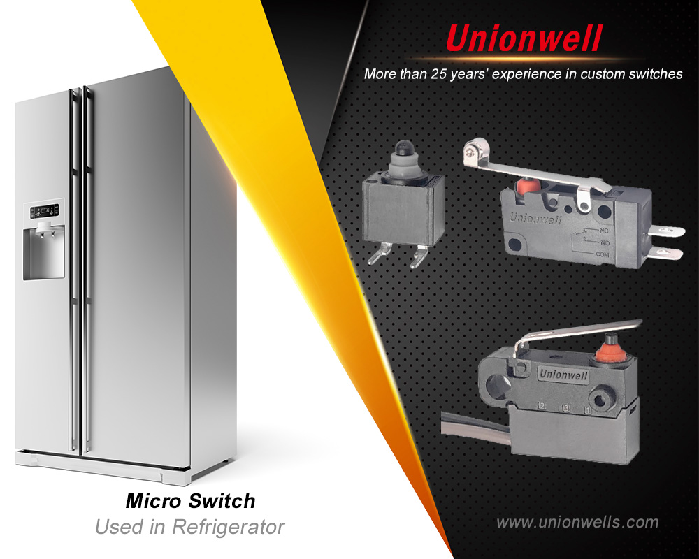 What Is The Difference Between Micro Switch And Pressure Switch?