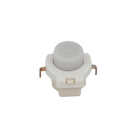 GT11 White Translucent Mechanical Keyboard Switch - 2.5mm Travel