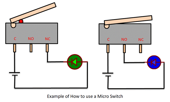 Micro Switch Diagram 2
