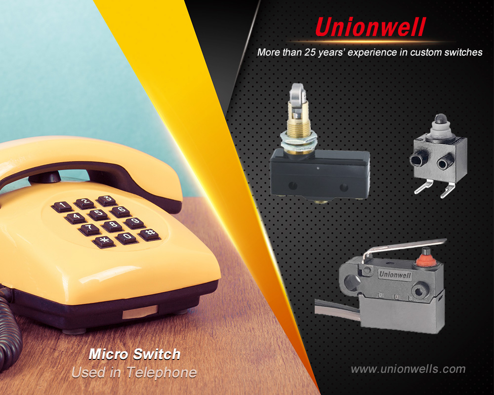The Difference Of Micro Switch And Limit Switch