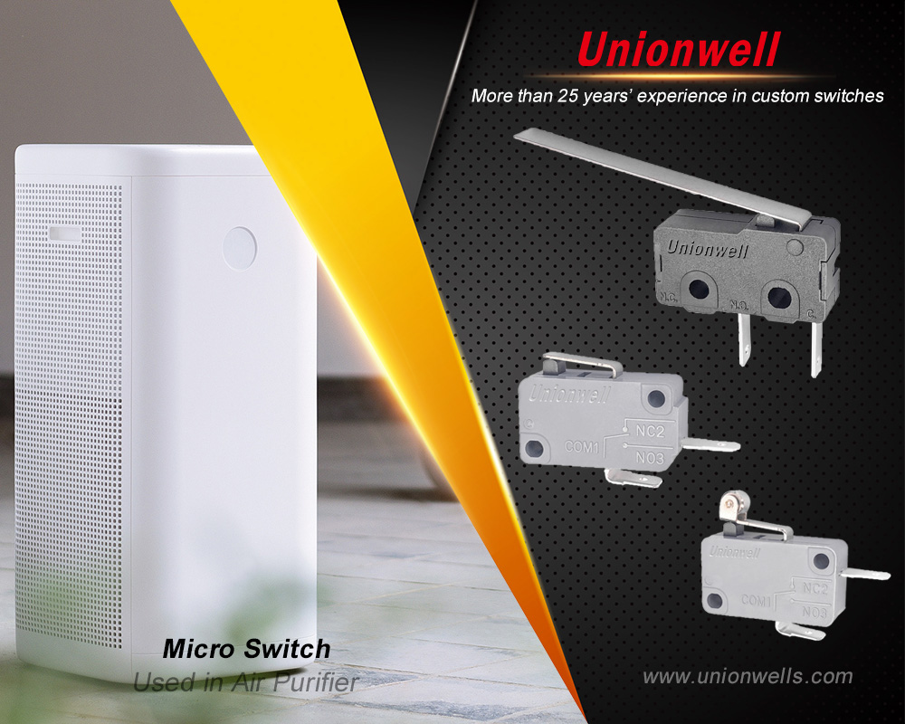 What Is The Role of Micro Switch In HVAC Applications?